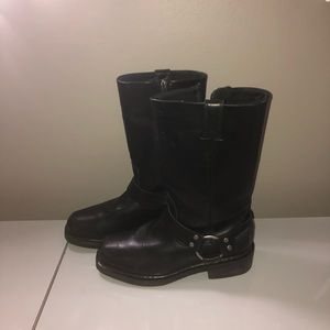 Harley Davidson Boots (tall)